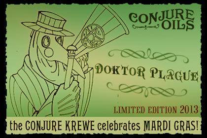 CONJURE OILS  LIMITED EDITIONS