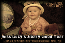 Miss Lucy's Beary Good Year