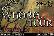 Whore on Tour - Deutschland